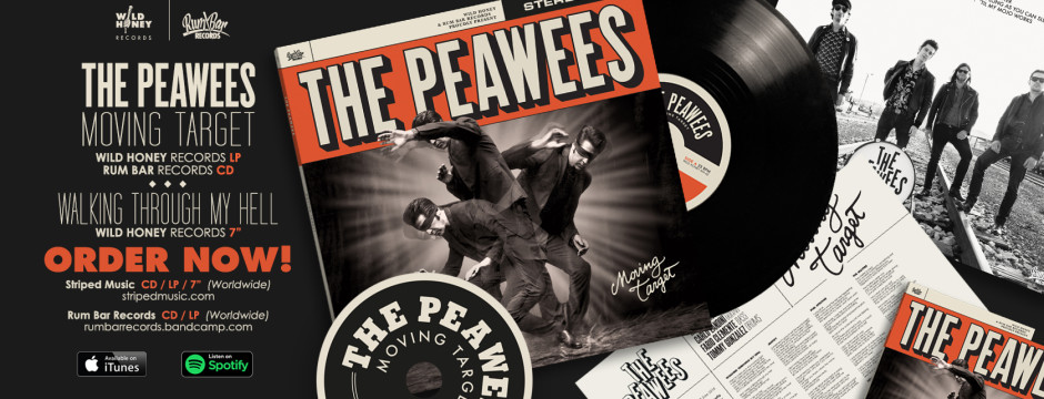 The Peawees - Official Website